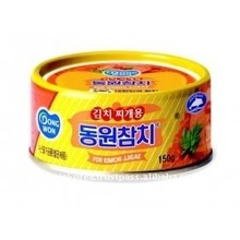 Onetouch Tuna for Kimchi Stew Cans 100g