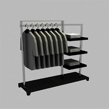 Wholesale retail store furniture display for clothes