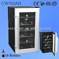 18 candor botella de vino de accesorios cw-52ab