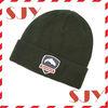 customizefashion arcylic knitted printing beanie ski hats
