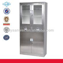 Popular multi metal luxury filing cabinet