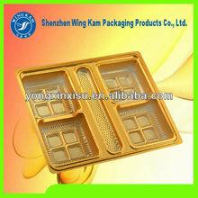 Customized Elegant Plastic Chocolate Blister Tray