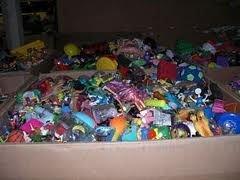 used toys soft & hard
