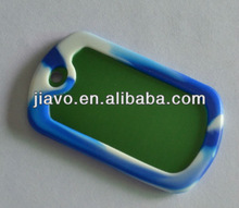 2013 Best seller silicone id pet tag cover
