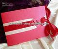 De casamento mais recente projeto de cartão, convite de casamento cartão de impressão de fábrica em shenzhen