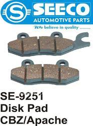 Disk Brake Pad