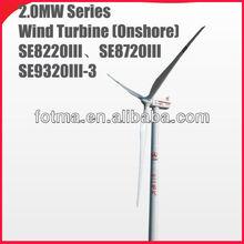 wind turbine 1 mw