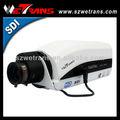 Wetrans tr-sdi266 de alta definición de impulsión de la cc cmos hd sdi digital wdr cámara