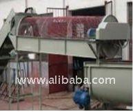 Cassava washing Machine