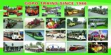 Tourist train GOPO