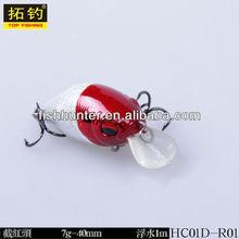 HC01D 40mm 7g Crank lure fishing