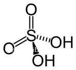 Batterie qualité l'acide sulfurique