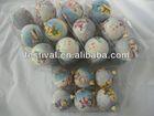 2014 new arrival promotion printing christmas ball,plastic christmas ball china led spinning ball