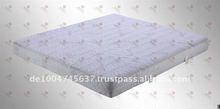 High-resistant 7 zone foam and memory foam mattress with aloe vera knitting cover(AV-180x200-8+8)