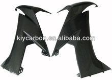 Carbon fiber parts for Kawasaki zx10