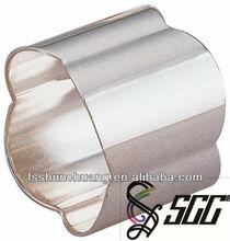 stainless steel napkin ring,silver napkin holder,napkin ring wedding,metal napkin round ring