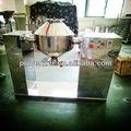 de acero inoxidable de jiangyin mezclador de doble cono para la industria farmacéutica en polvo