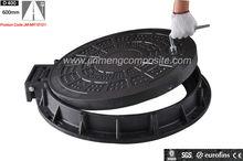 Round plastic Fiber Glass Manhole Cover
