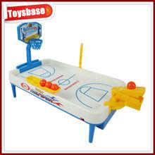 Desk basketball play games