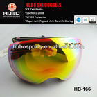 big lens ladies ski goggles