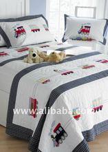 100% cotton quilt sets