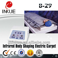 B-29 portable infrared sauna dry water massage bed