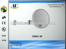 wholesale led light makeup bathroom mirror frames