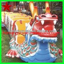 amusement children games theme park sliding dragon