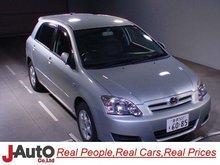 2006 Toyota Corolla Runx NZE121 Japanese Used Car