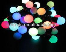 plastic ball light string lights
