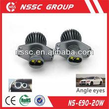 2013 NSSC Latest 12v/24v led side marker lights e90 for Bimmer headlight