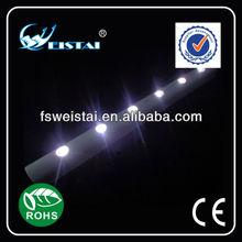 slim shape wireless 0.6W LED PIR motion sensor used cabinet light shop equipment