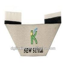 HIigh quality print own logo non woven shopping bag and woven label