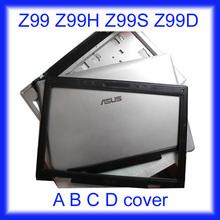 for ASUS Z99 Z99H Z99S Z99D Z99E Lcd rear cover and bezel and Palmrest