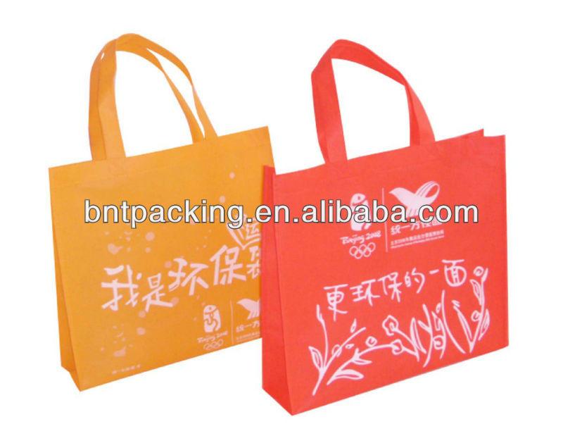 2013 Eco-friendly folding Shopping bags & Non woven bags Shopping