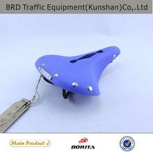 Borita Blue Bike Saddle For sale