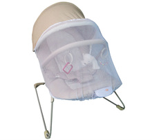 Guangdong manufacturer provide music baby chair prevent mosquito