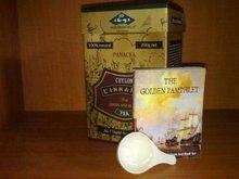 Ceylon Cinnamon Green & Black Tea