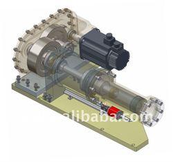 Hydraulic Gerotor Gear Pump Valve Motor Reduction Gear