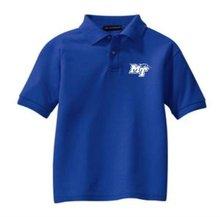 Polo Shirt dengan fasilitas Bordir (Polo shirt with embroidery facility)