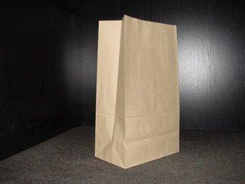 Sos Kraft Brown Paper Bag