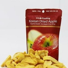 Korean Dried Fruit, dried apple