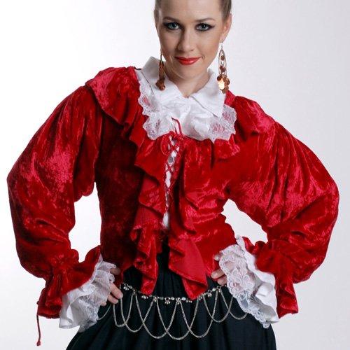 Pirata de la blusa