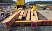 Greenheart Lumber And Purpleheart Lumber