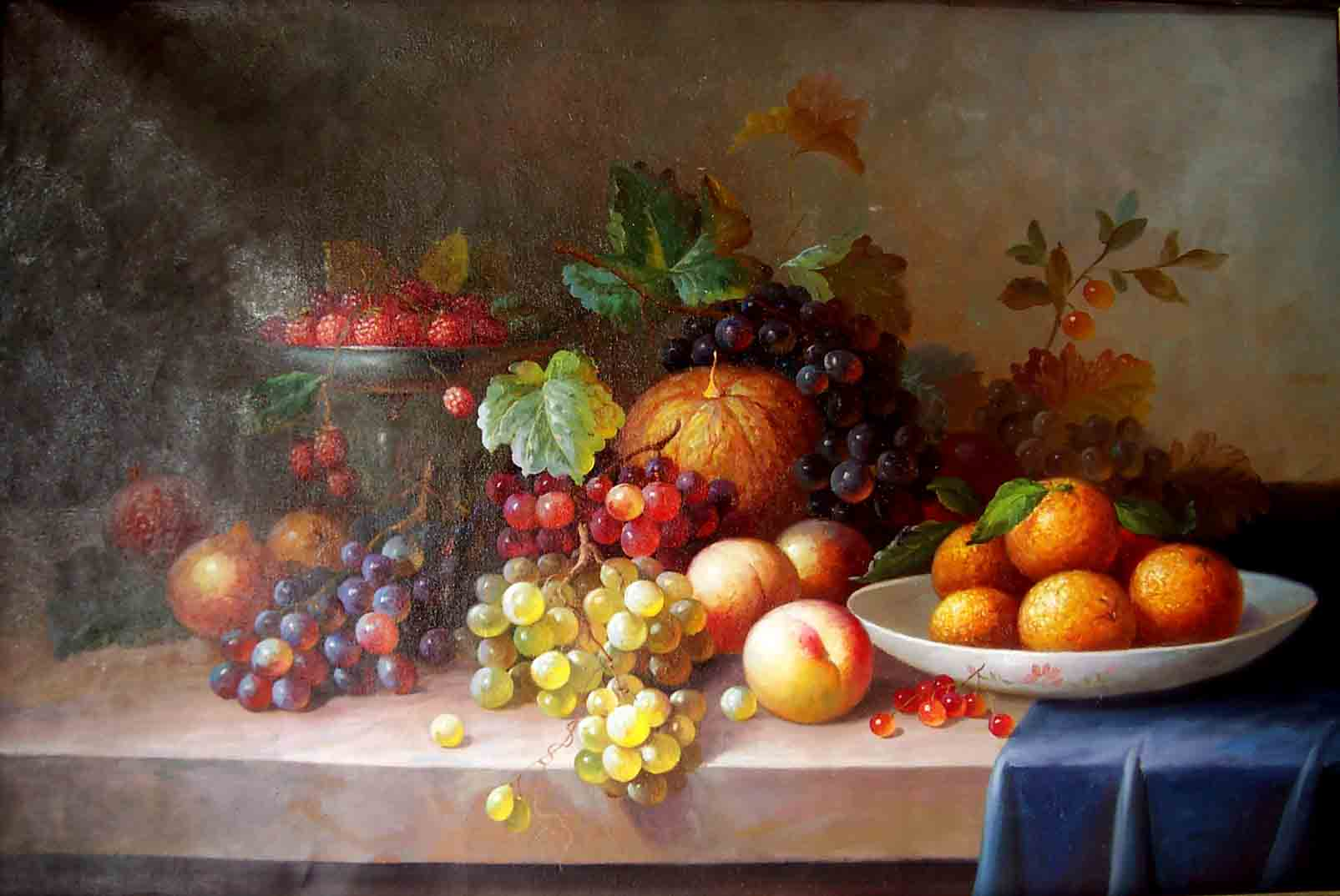 Fruit Oil Painting, China Fruit Oil Painting manufacturers
