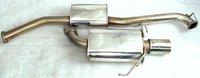 KAKIMOTO R Exhaust catback 115 tip for Nissan 200sx 240sx S14 S14A SR20DET