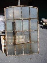 Antique Cast Iron Windows