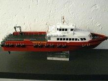 Crew and Rescue boat