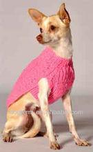 Knitting Pattern for Dog Fashion Sweater Pet Dogs Sweater
