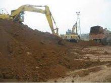 Mine metal waste/scrap